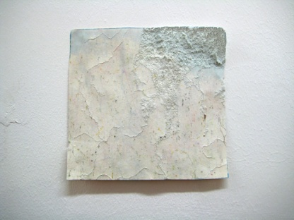 Clare Money 'Fragment', paper, 15x15cm, 2013
